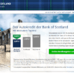 Bank of Scotland Autokredit (Screenshot 09.10.2015)